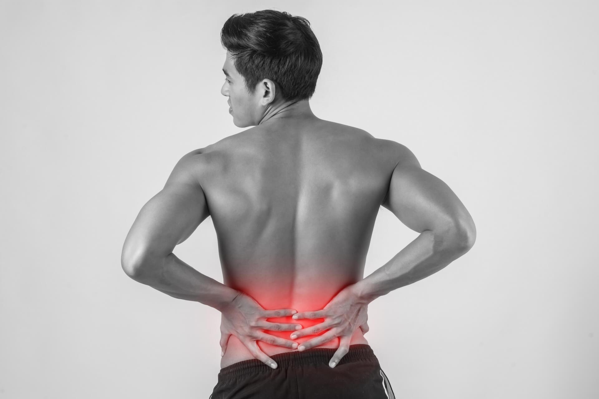 sintomas y tratamientos de la lumbalgia