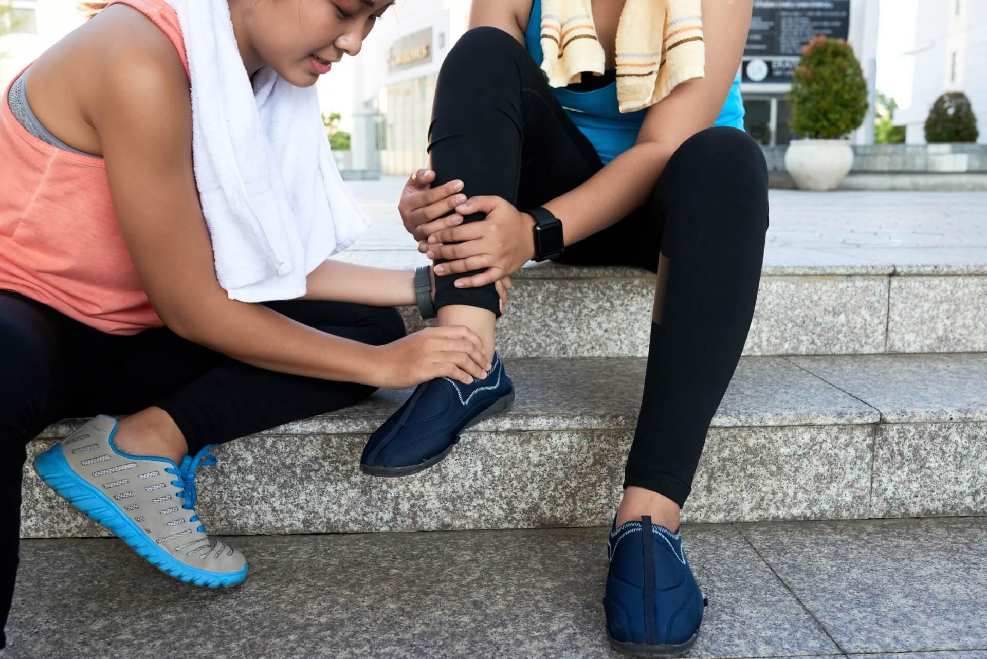 Inestabilidad crónica de tobillo