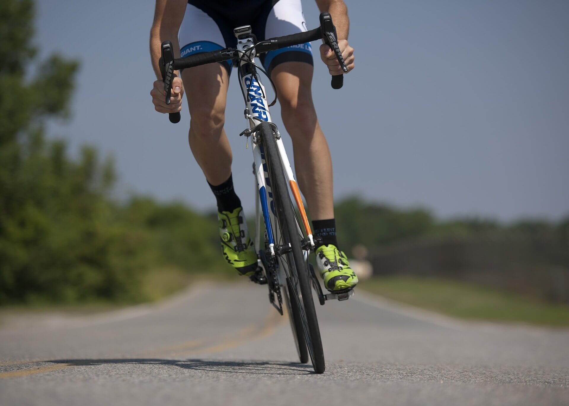 dolor perienal ciclista