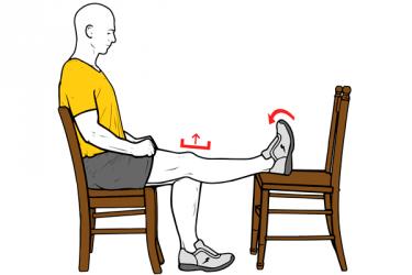 ejercicios dolor general y piernas para personas mayores o con inactividad 5