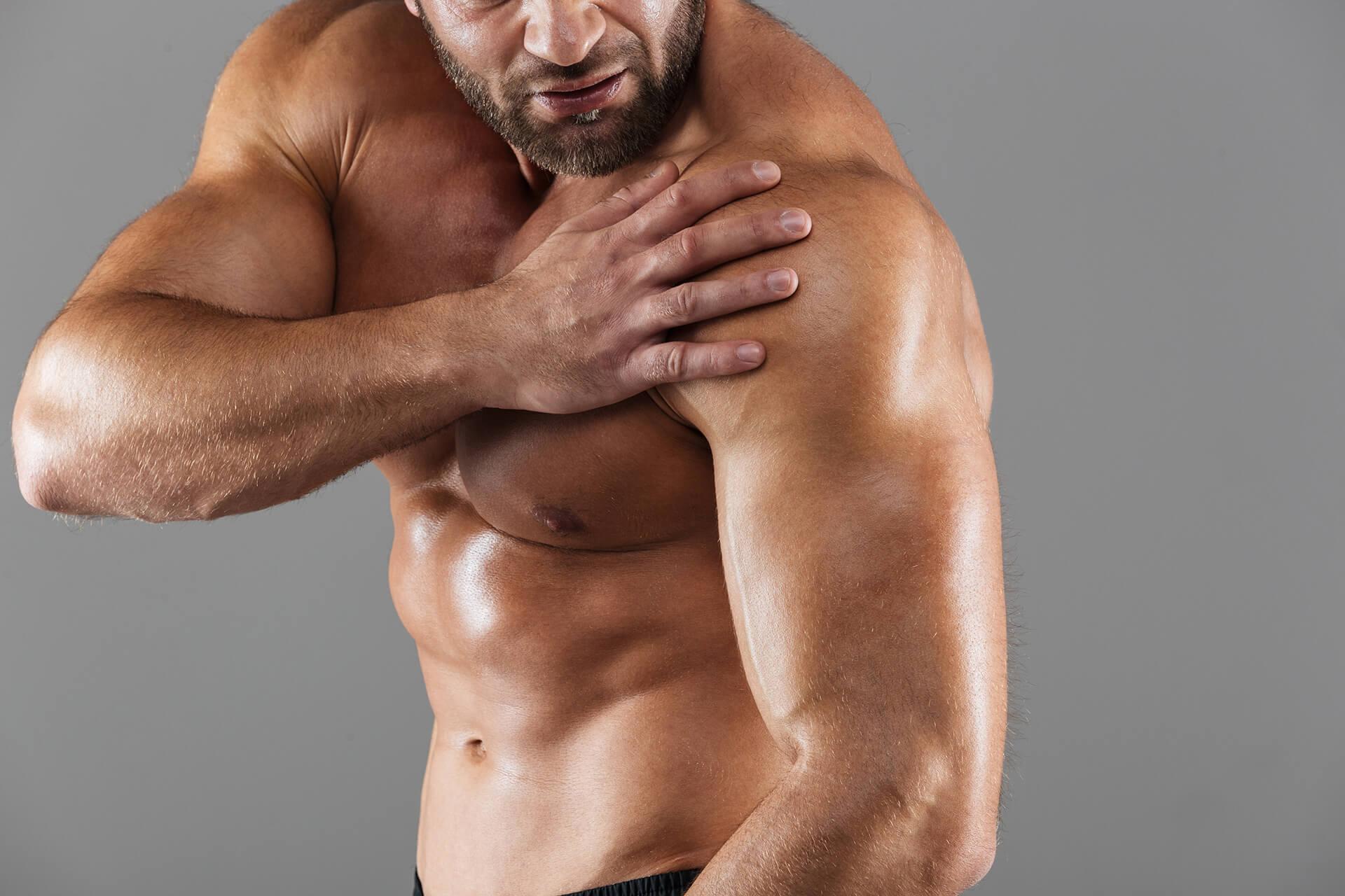 ejercicios omalgia o dolor de hombro