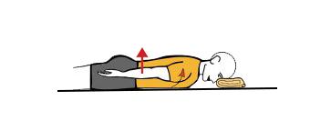 omalgia o dolor de hombro ejercicio 3