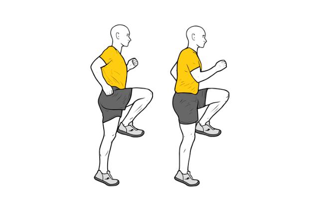 ejercicios entrenamiento aerobico 3